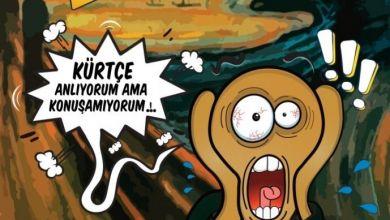 Photo of Kürtçe karikatür dergisi Zrîng'in 9'uncu sayısı çıktı