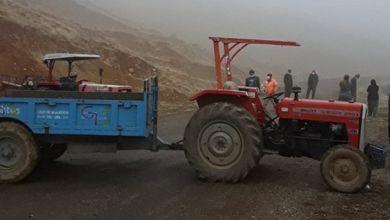 Photo of Dersim-Çemişgezek'te maden ocağına karşı çıkan köylüler yol kapattı