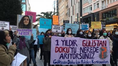 Photo of İstanbul   Kadınlar haykırdı: Gülistan Doku nerede diye sormaya devam edeceğiz!