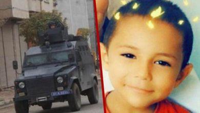 Photo of 5 yaşındaki çocuğu katleden zırhlı aracın kamerası bozukmuş!