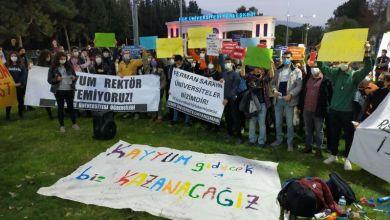"""Photo of """"Boğaziçi'nden Ege'ye kayyum rektörler gidecek, biz kalacağız"""""""