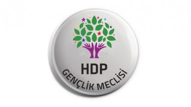 Photo of Gözaltına alınan HDP Gençlik Meclisi üyeleri Ankara'ya getirildi