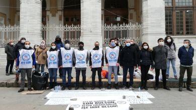Photo of PTT işçileri eylemlerini Ankara'da sürdürecek